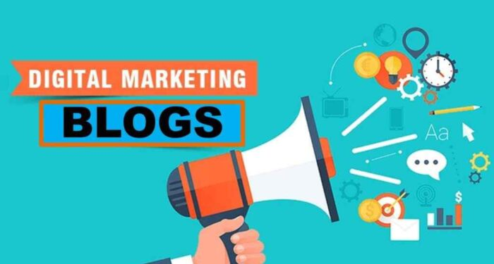 Contoh Pemasaran Blog Marketing