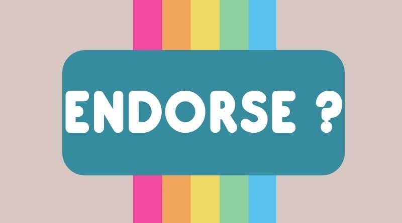 Pengertian Endorse Adalah : Kelebihan dan Kekurangan di Media Sosial