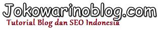 Joko Warino Blog