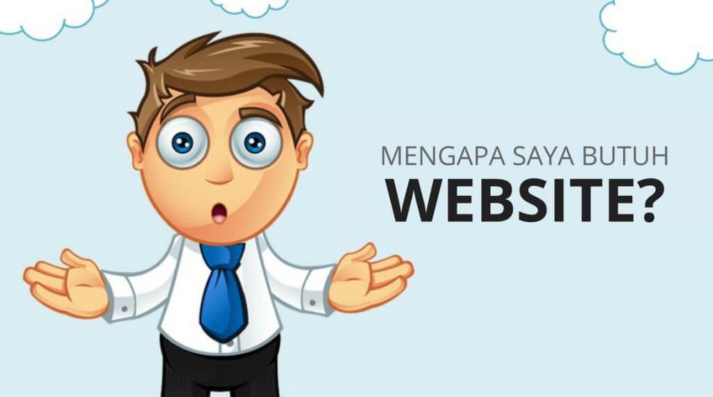 Alasan Perlu Punya Website