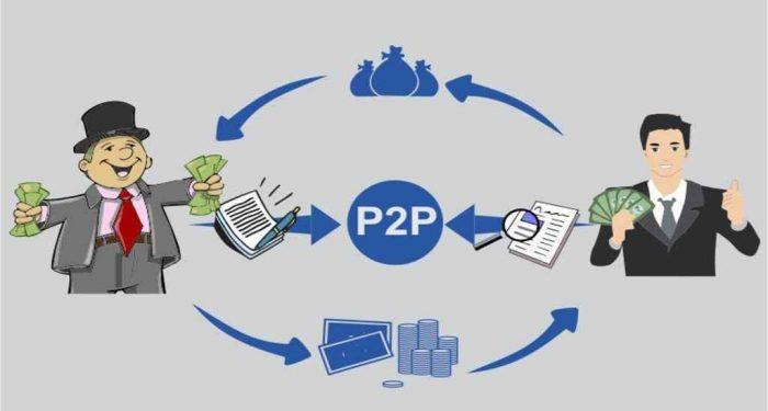 Pinjaman Modal Usaha Peer to Peer Lending