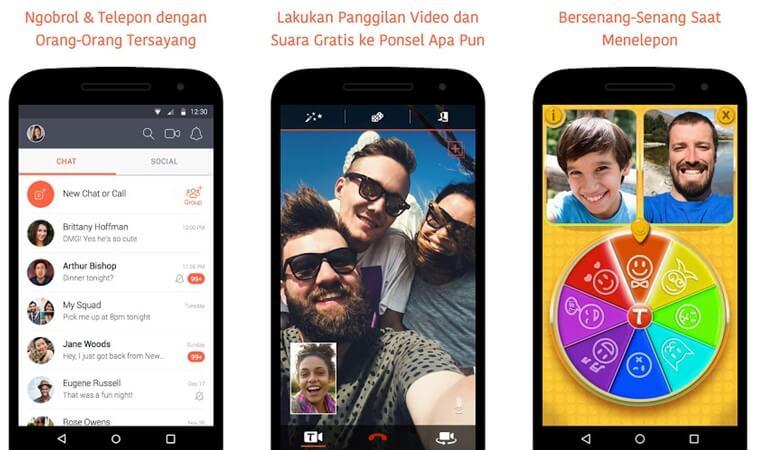 5 Aplikasi Video Call Gratis Dan Terbaik