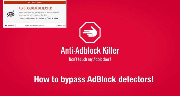 6 Cara Memasang Notifikasi Adblock Di Blogger