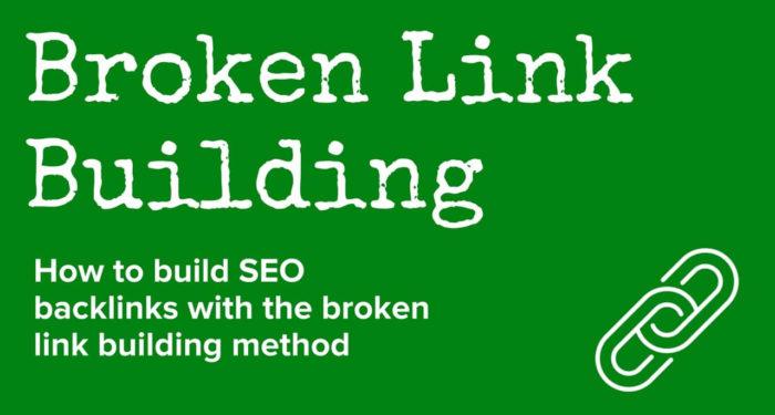 Cara Mengatasi Broken Link Building Pada Blog