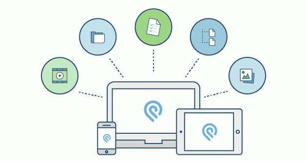 Memudahkan Resource Sharing