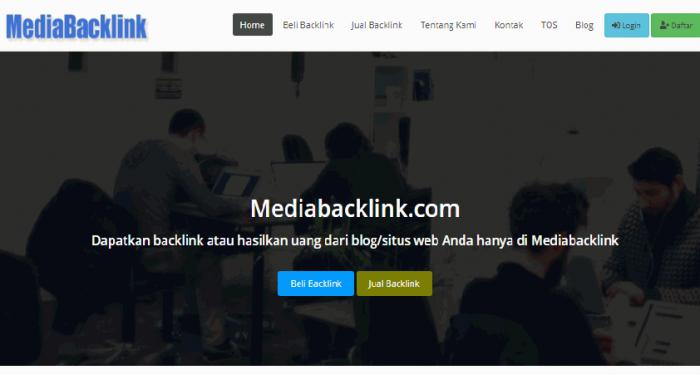 Mediabacklink.com Marketplace (Jual Beli) Backlink Terpercaya di Indonesia